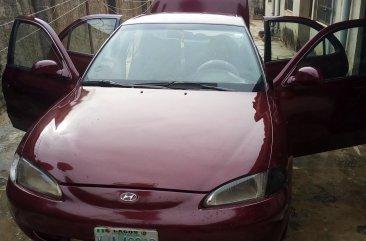 Hyundai Elantra 2000 Model | Nigeria Used