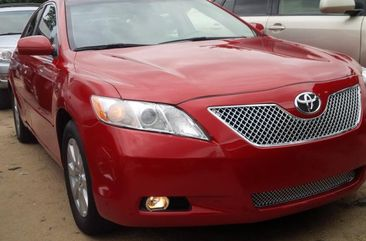 2008 Red Toyota Camry XL