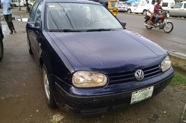 volkswagen golf 4 2000 Model