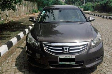 Honda Accord 2012 - Sound Engine and Very Neat