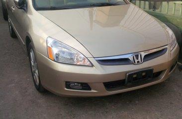 Honda Cccord 2008 Model