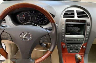 Lexus ES 2007 White for sale