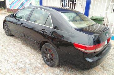 Nigerian Used 2004 Honda EOD Accord