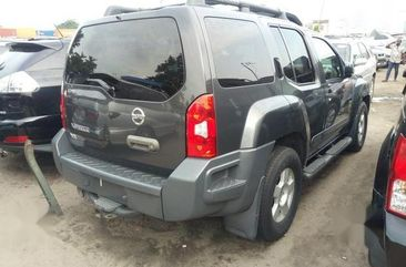 Nissan Xterra 2005 Gray for sale