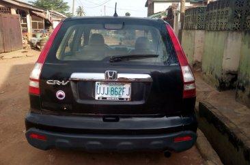 Clean Nigerian Used  Honda CRV 2008 Model