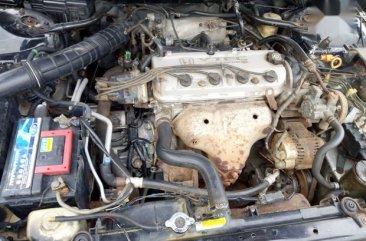 Black 2001 Honda Accord sedan automatic car at attractive price