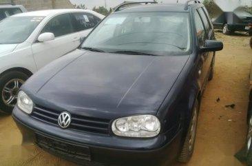 Grey 2000 Volkswagen Golf Car Hatchback Automatic In Lagos
