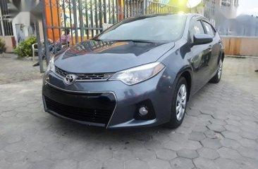 Toyota Corolla 2016 Gray for sale