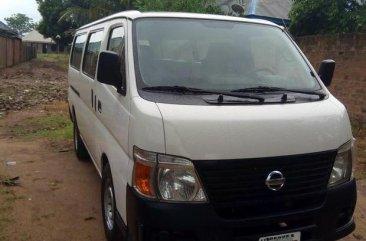 Nissan Urvan 2012 White for sale
