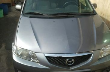 Used grey 2003 Mazda Premacy manual at mileage 190 for sale
