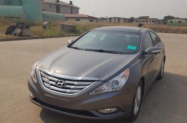 Very sharp neat grey  2013 Hyundai Sonata automatic for sale