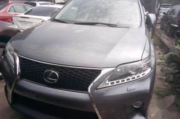 Authentic used 2015 Lexus RX automatic at mileage 46,328