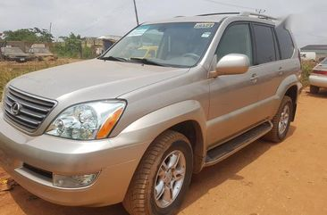 2004 Lexus GX automatic for sale in Lagos