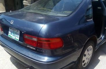 Honda Accord 2001 Blue color for sale