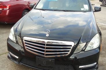 Foreign Used 2010 Mercedes Benz E350
