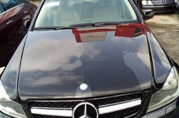 Sell well kept black 2012 Mercedes-Benz C63 automatic