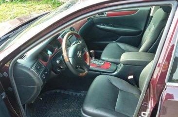 Used 2005 Lexus ES car sedan automatic at attractive price