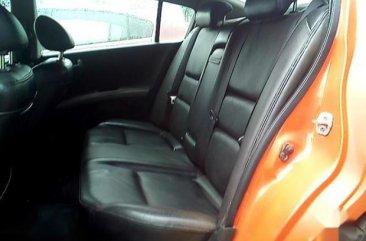 Nissan Maxima 2004 Orange for sale
