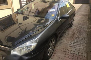Peugeot 607 2009 Black for sale