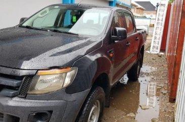 Ford Ranger 2012 Black color for sale