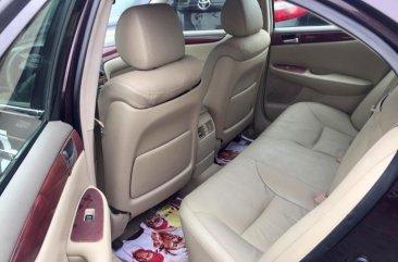 Selling purple 2004 Lexus ES automatic at price ₦1,900,000