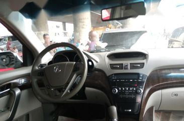 Sell grey 2012 Acura MDX suv automatic in Lagos