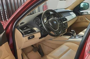 Sell red 2011 BMW X6 sports automatic at price ₦6,800,000