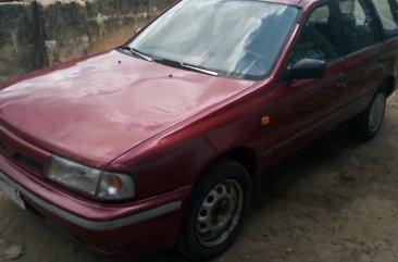 Nigerian Used 1996 Nissan Sunny Wagon