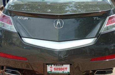 Sell well kept grey/silver 2009 Acura TL sedan in Abuja