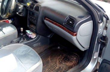 A clean Peugeot 406 2004 Silver for urgent sale