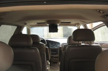 1999 Toyota sienna XLE Grey for sale