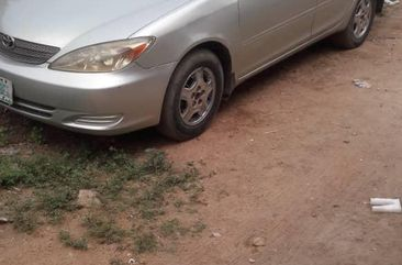 Selling grey  2004 Toyota Camry sedan automatic at price ₦1,150,000