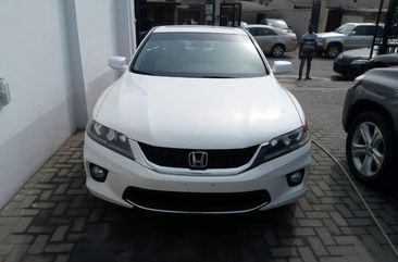 Sell used 2013 Honda Accord automatic at price ₦4,800,000
