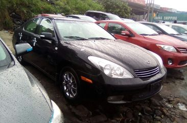 Foreign Used Lexus ES 300 2003 Model Brown for Sale