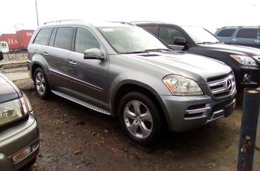 Foreign Used 2012 Mercedes Benz GL 450