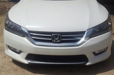Well maintained 2014 Honda Accord sedan for sale at price ₦5,000,000