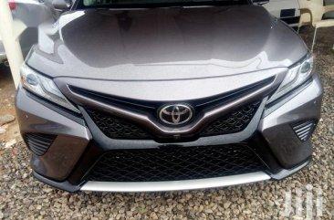 Super Clean Tokumbo Toyota Camry 2018 Gray