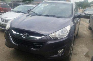 Well Maintained Nigerian used Hyundai ix35 2011 Gray
