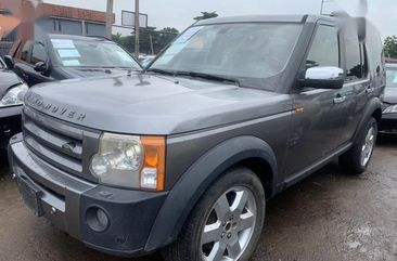 Clean Tokunbo Land Rover LR3 2007 HSE Gray