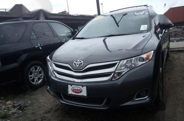 Foreign Used Toyota Venza 2013 Gray Colour