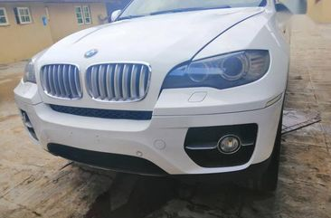 Clean Tokunbo BMW X6 2012 xDrive30d White