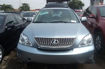 Foreign Used Lexus RX330 2006 Blue
