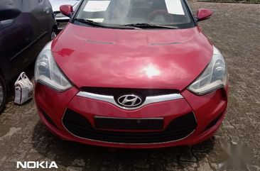 Super Clean Foreign used Hyundai Veloster 2012 Automatic Red