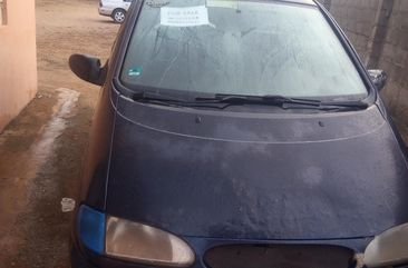 Nigerian Used 1998 Ford Galaxy Blue Colour