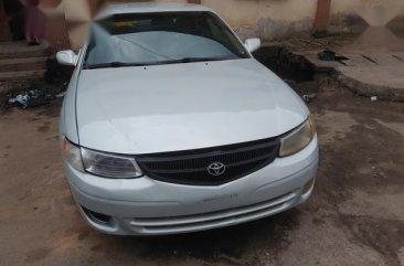 Clean Tokunbo Toyota Solara 2002 Silver
