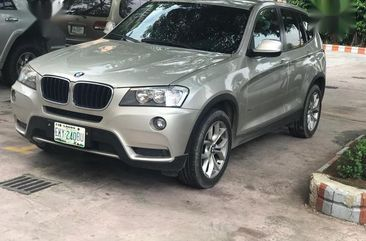 Very Clean Nigerian  used BMW X3 2011 xDrive28i Gold