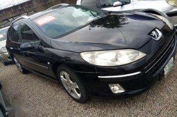 Nigerian Used Peugeot 407 2005 Black