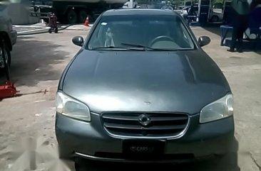 Super Clean Nigerian used Nissan Maxima 2001 QX Automatic Gray