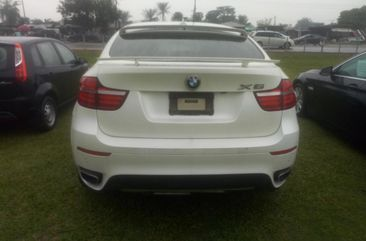 Sell cheap white 2013 BMW X6 suv / crossover automatic