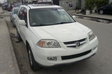 Neat Tokunbo Acura MDX 2006 Model